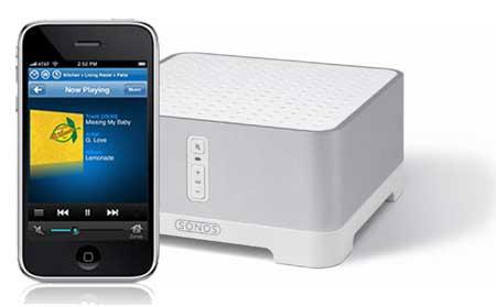 Sonos lanseaza Free iPhone Controller Application