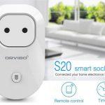 Orvibo S20 – priză smart wireless – priza inteligentă pentru case inteligente