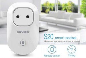 Orvibo S20 priza inteligenta pentru case inteligente