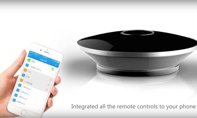 Orvibo Allone – telecomanda smart wireless de la Orvibo – o telecomandă inteligentă wireless pentru iluminat și echipamente cu telecomandă infraroșu
